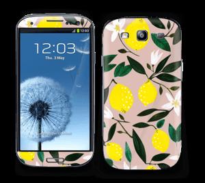 Lemon Lemon Lemon Skin Galaxy S3