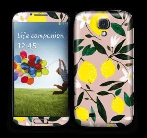 Sitruunat tarrakuori Galaxy S4