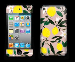 Loves Lemon Skin IPod Touch 4th Gen