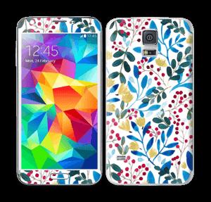 Syksyn sini tarrakuori Galaxy S5