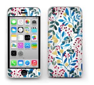 Syksyn sini tarrakuori IPhone 5c
