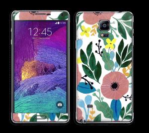 Drømmende Skin Galaxy Note 4