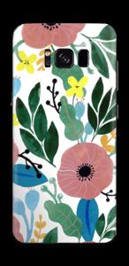 Blüten Traum Skin Galaxy S8