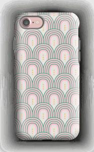 Art Deco cover IPhone 7 tough