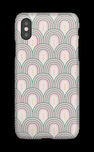 Art Deco kuoret IPhone X