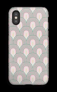 Art Deco kuoret IPhone X tough