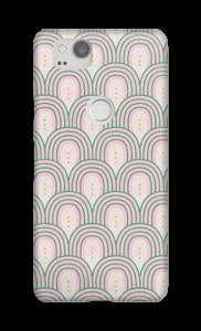 Art Deco kuoret Pixel 2