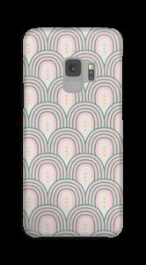 Art Deco kuoret Galaxy S9