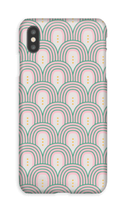 Art Deco case IPhone XS Max