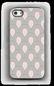 Art Deco skal IPhone 5/5s tough