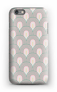 Art Deco kuoret IPhone 6 Plus tough