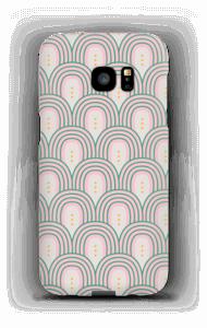 Art Deco cover Galaxy S7 Edge