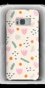 Paperikukat kuoret Galaxy S8