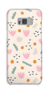 Papirblomst cover Galaxy S8 Plus