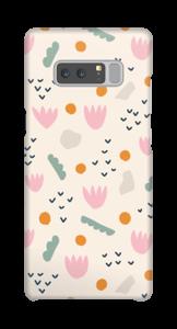 Paper Flower case Galaxy Note8