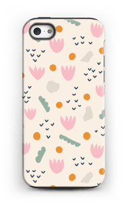 Papirblomst cover IPhone 5/5s tough