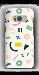Lakritsi kuoret Galaxy S8