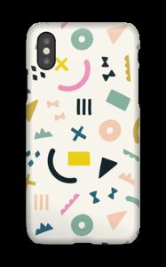 Lakritsi kuoret IPhone X