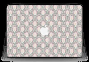 "Art Deco Skin MacBook Pro Retina 13"" 2015"