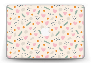 "Paper Flower Skin MacBook Pro 13"" -2015"