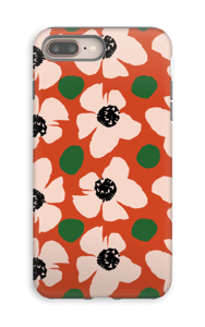 Sakura flowers case IPhone 8 Plus tough