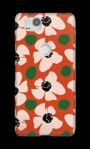 Sakura flowers case Pixel 2