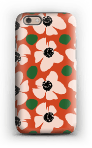 Sakura flowers case IPhone 6 tough