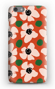 Trendy blomster cover IPhone 6s