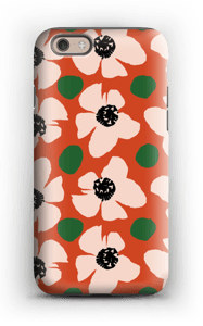 Trendy blomster cover IPhone 6s tough