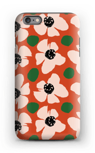 Trendy blomster cover IPhone 6s Plus tough