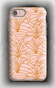 Chic lilje cover IPhone 7 tough