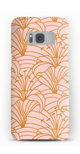 Chic Lilie Coque  Galaxy S8