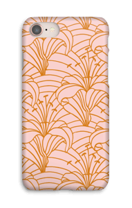 Chic lilje cover IPhone 8