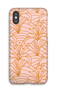 Chic Lilie case IPhone X