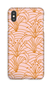 Chic Lilie case IPhone XS Max