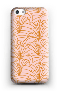 Lirios Rosas funda IPhone 5c