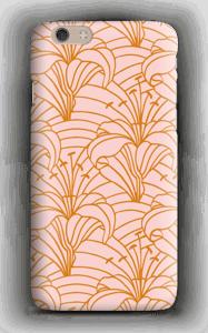 Chic lilje cover IPhone 6
