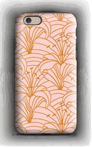 Chic lilje cover IPhone 6s tough