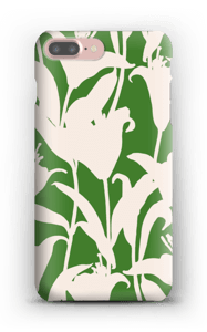Smukke blomster cover IPhone 7 Plus