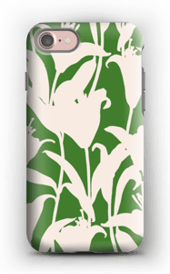 Smukke blomster cover IPhone 7 tough