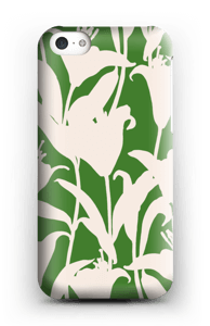 Smukke blomster cover IPhone 5c