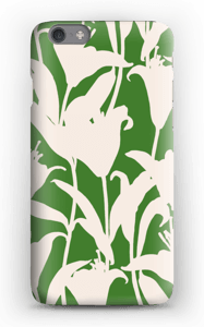 Smukke blomster cover IPhone 6s
