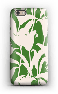 Smukke blomster cover IPhone 6s tough