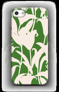 Smukke blomster cover IPhone SE