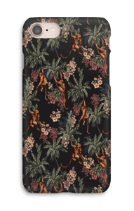 Abernes jungle cover IPhone 8