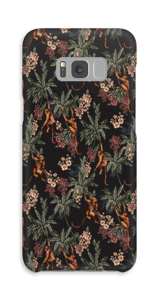 Abernes jungle cover Galaxy S8 Plus