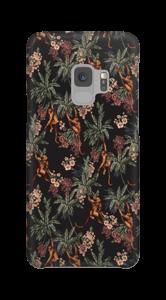 Apinoiden viidakko kuoret Galaxy S9