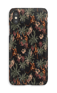 Swinging Monkeys case IPhone XS