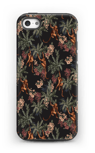 Abernes jungle cover IPhone 5/5s tough