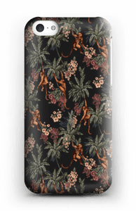 Abernes jungle cover IPhone 5c